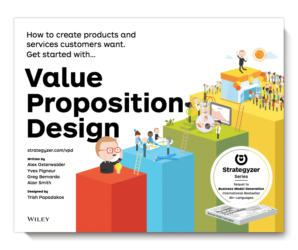value proposition design alexander osterwalder